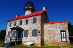 Historic East Point Lighthouse Royalty Free Stock Photo