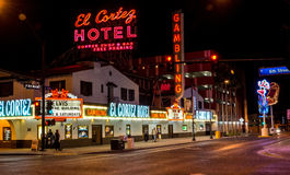 Historic El Cortez Hotel Royalty Free Stock Images