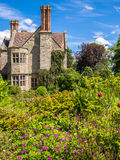 Historic English Country House Stock Image