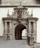 Historic entrance Royalty Free Stock Photo