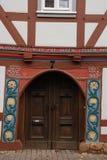 Historic entrance 3 Royalty Free Stock Photography