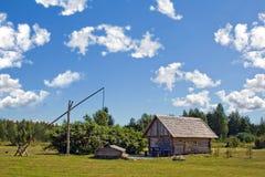 Free Historic Estonian Sauna Royalty Free Stock Image - 2906456