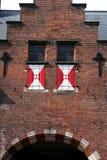 Historic facade Royalty Free Stock Image