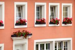 Historic facade Stock Image