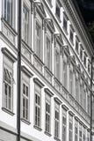 Historic facade in Salzburg. Historic facade in old town Salzburg, Austria Stock Photos