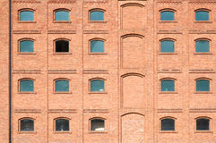 Historic factory building Royalty Free Stock Photos