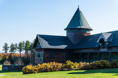 Historic farm barn Stock Photography
