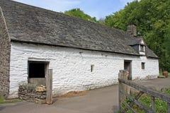 Historic Farmhouse building Stock Photography