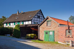 Historic Farmhouse, Germany Stock Photos