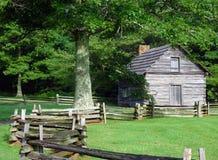 An historic farmhouse in north carolina Royalty Free Stock Photography