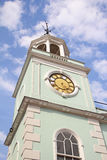 Historic faversham clock tower Stock Photo