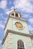 Historic faversham clock tower stock photo
