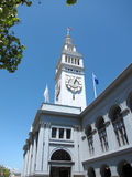 Historic Ferry Building in San Francisco Royalty Free Stock Photography