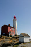 Historic Fisgard Lighthouse Stock Photography
