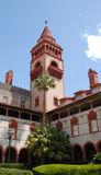 Historic Flagler College Royalty Free Stock Photography
