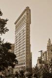 Historic Flatiron Building Stock Images