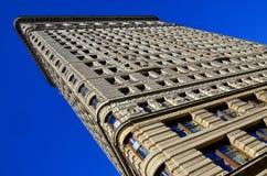 Historic Flatiron Building Stock Image