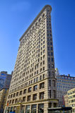 Historic Flatiron Building Stock Images