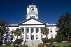 Historic florida capital building Stock Image