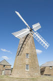 Historic flour windmill and museum in Oatlands Tasmania Royalty Free Stock Photo