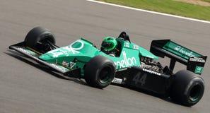 Historic Formula One Grand Prix Car Stock Photo
