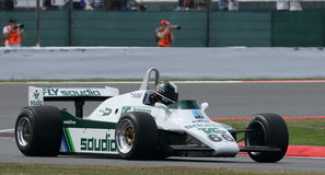 Historic Formula 1, Silverstone Classic Stock Images