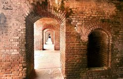 Historic fort Stock Images