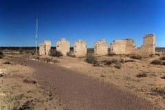 Fort Craig Ruins Stock Photos