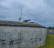 Historic Fort Stock Image
