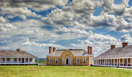 Historic Fort Snelling Royalty Free Stock Photo