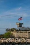 Historic Fort Wool Virginia Stock Photography