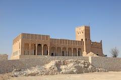 Historic fortress in Doha, Qatar Royalty Free Stock Photos