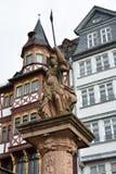 Historic Frankfurt Stock Photo