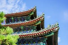Historic Garden of Beijing, China Stock Image