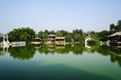 Historic Garden of Beijing, China Stock Photography