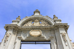 Historic gate Royalty Free Stock Photography