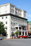 Historic Gettysburg Hotel Stock Photos