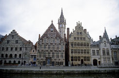 Historic Ghent Stock Photography