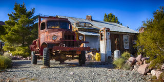 Historic Ghost Town Royalty Free Stock Image