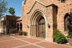 Historic Glendale Arizona Methodist Episcopal church Stock Photo