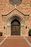 Historic Glendale Arizona Methodist Episcopal church Stock Photos