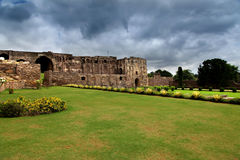 Historic Golconda Royalty Free Stock Photos