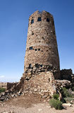 Historic Grand Canyon Desert View Watchtower Stock Images