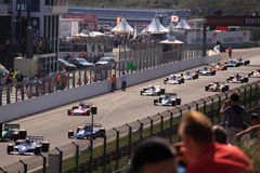 Historic grand prix zandvoort Stock Photos