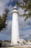 Historic Grand Turk Lighthouse Stock Image