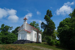 Historic Gravel Hill Church Stock Images