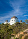 Historic Griffith Observatory Royalty Free Stock Photography