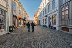 Free Historic Haga In Gothenburg, Sweden Stock Photos - 35536503