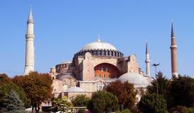 Hagia Sofia in Istanbul Stock Images