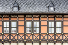 Historic half-timbered house Royalty Free Stock Photography